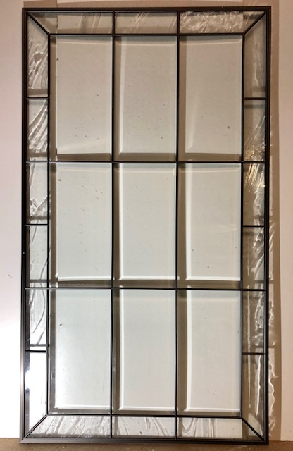 Glas in lood 610x1300mm