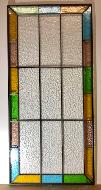 Glas in lood 610x1300mm