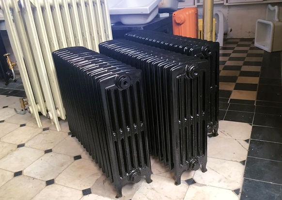Antieke radiatoren - RADIATOR,210X640X940MM
