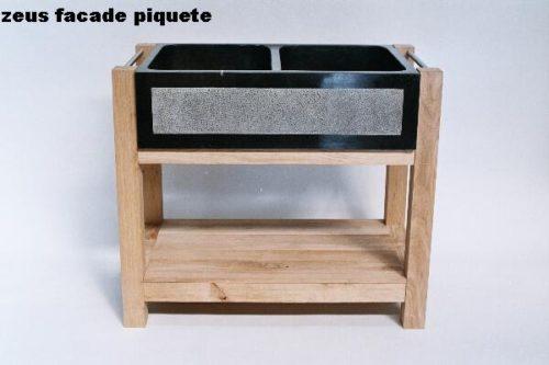 Badkamer Meubel Antiek : ≥ industrieel badmeubel vintage look in badkamer antiek