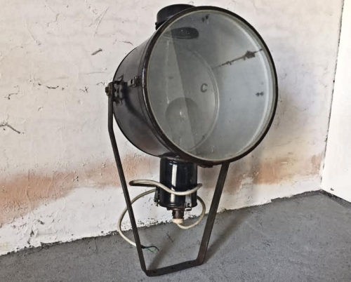 OUDE INDUSTRIE LAMP,320X380X650MM
