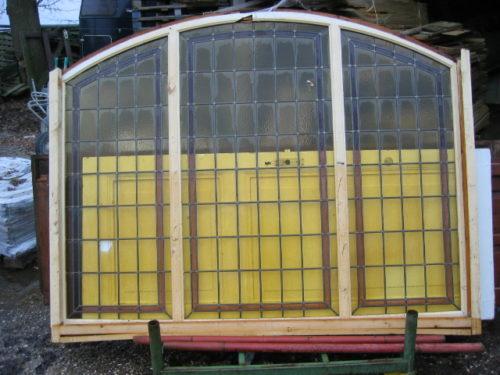 Oude kozijnen en vele andere ramen & kozijnen mercator & co
