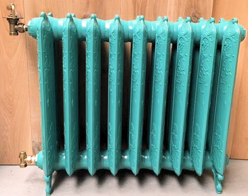 BLOEMRADIATOR,220X650X760MM, 1250 WATT