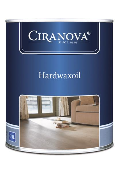 Ciranova Hardwax Natural White