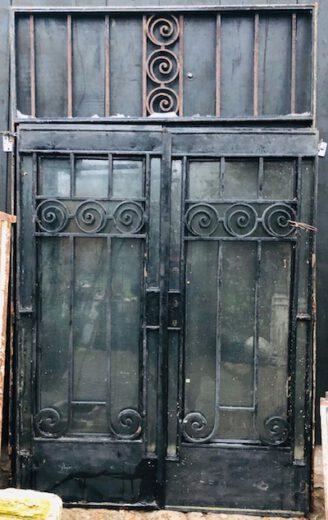 3 ijzeren deur 166x277
