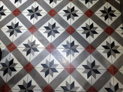 Nieuwe Franse mozaiek plavuizen