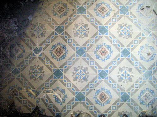 Oude Vloeren en nieuwe vloeren