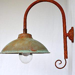 Buitenlamp serie Vieille 1004