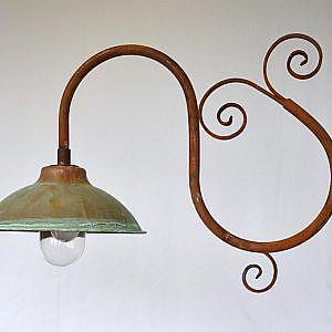 Buitenlamp serie Vieille 1010