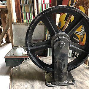 Industriewiel 28x50