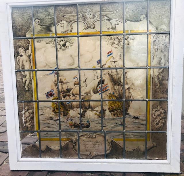 Glas-in-loodramen zijn sfeervol en duurzaam