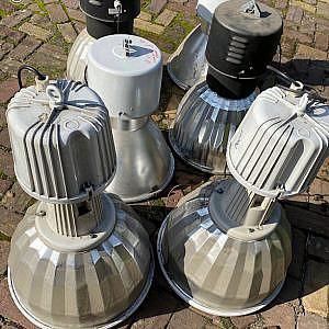 Industrie lamp 100